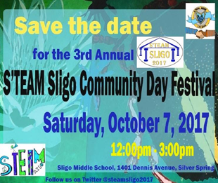 STeam Sligo Community Day Festival